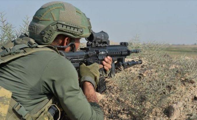 Irak'ın kuzeyinde 2 askerimiz şehit oldu