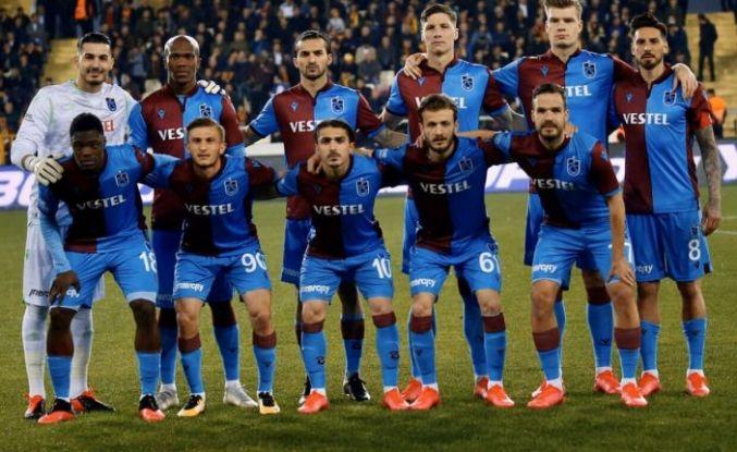 Malatya'yı yenen Trabzonspor Süper lig'in yeni lideri