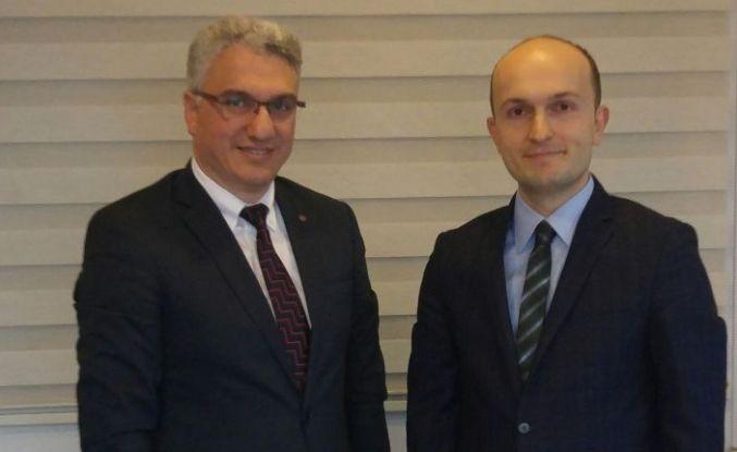 Trabzon Basın İlan İl Müdürlüğü'ne Ali Nuhoğlu atandı