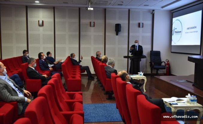 Trabzon'da turizm değerlendirme toplantısı yapıldı