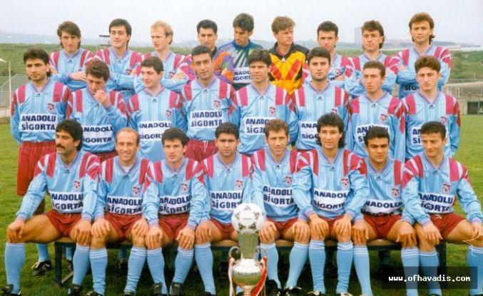 Trabzonspor'un Altın Yılı: 1995