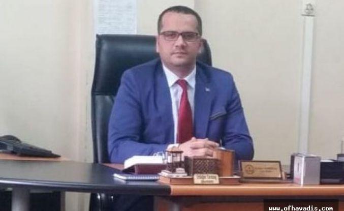 Karakaş Trabzon'a Şube Müdürü oldu
