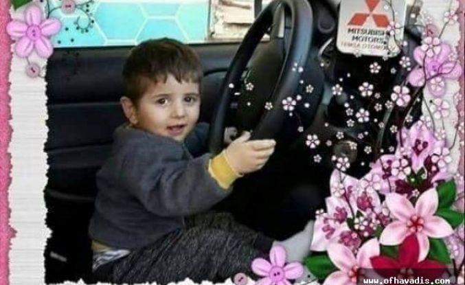 Of'ta akıl almaz kazada bir çocuk feci şekilde can verdi