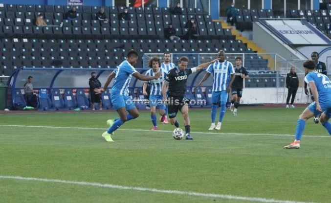 Trabzonspor hazırlık maçında Dadaşlara yenildi