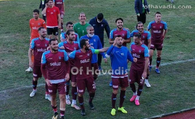 Ofspor Payasspor'u 3-1'le geçti