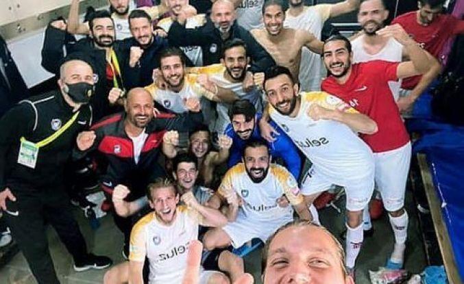 Ofspor'da süper seri; 25 günde 7 maçta 14 puan
