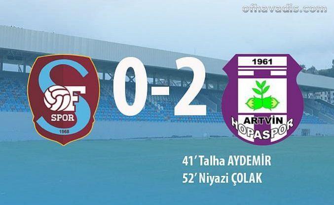Ofspor'u eski futbolcuları devirdi