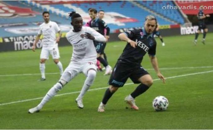 Trabzonspor beraberliğe abone oldu