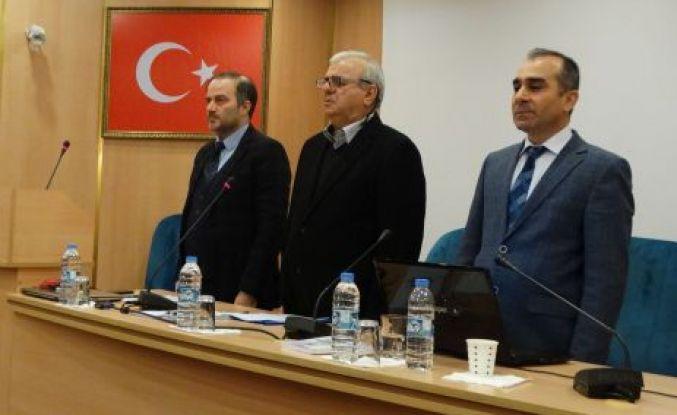 Arsin OSB'de genel kuruldan yönetime tam yetki