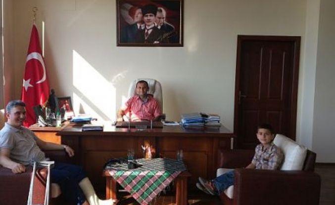 Genel Yayın Yönetmenimiz Yaşar, ziyaretlerine başladı