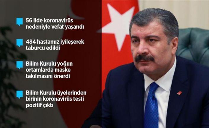 Sağlık Bakanı Koca: Son 24 saatte 69 kişi yaşamını yitirdi