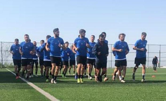 Ofspor Malatya Yeşilyurt Belediyespor'a hazır