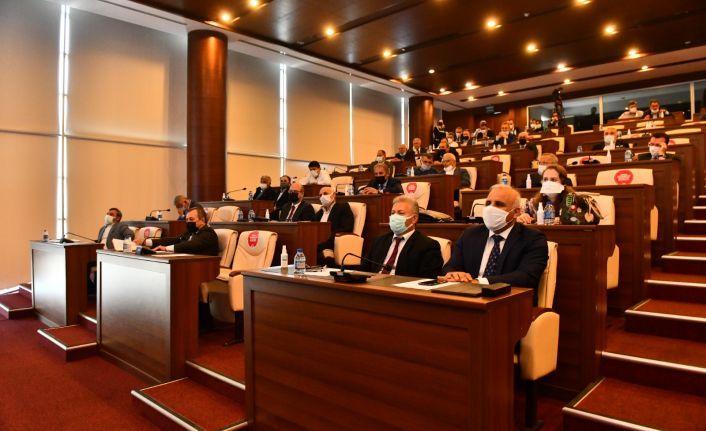Haziran ayı meclis toplantıları tamamlandı