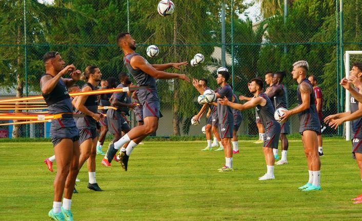 Trabzonspor Molde'ye hazır