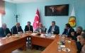 Vali Yavuz'dan ASKF'ye ziyaret