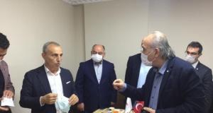 Küçükçekmece Trabzonlular Derneği hizmete açıldı