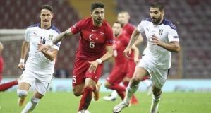 A Milliler Sırbistan'la 2-2 berabere kaldı
