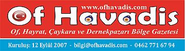 OF HAVADİS | Ofun Haber Merkezi