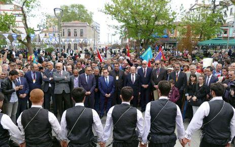 18. Uluslararası Karadeniz Tiyatro Festivali başladı
