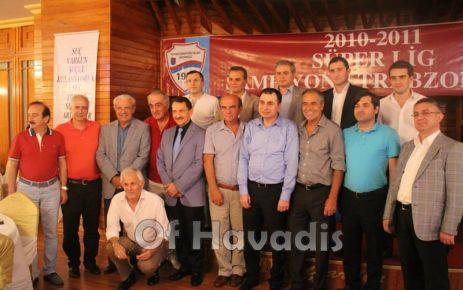 1967 TS Başkanı Hatayoğlu İftar'da buluşturdu
