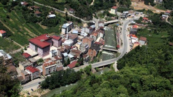 Dernekpazarı'nın nüfusu 3 bin 986