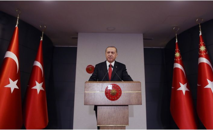 Cumhurbaşkanı Erdoğan; herkese maskeyi bedava vereceğiz
