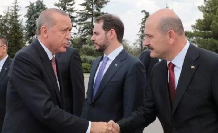Cumhurbaşkanı Erdoğan Soylu'nun istifasını kabul etmedi