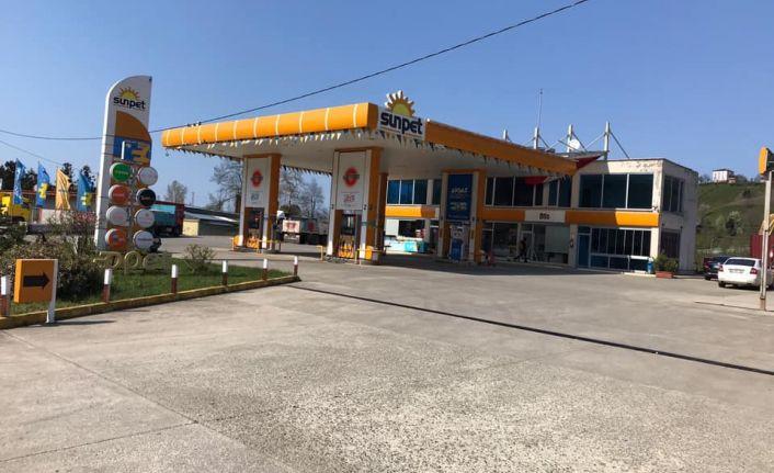 Of'ta Nöbetçi Eczane Halk, Nöbetçi Petrol Holoğlu