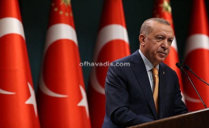 Cumhurbaşkanı Erdoğan: Yüz yüze eğitimin kapsamı genişletildi
