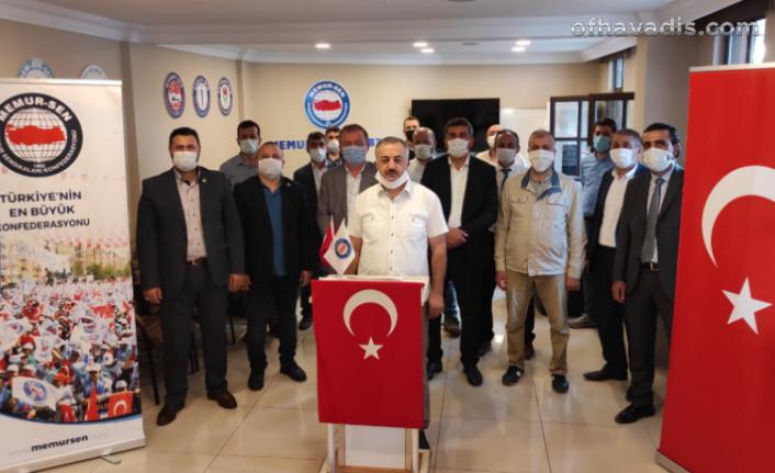 Trabzon Memur-Sen'den Macron'a sert tepki