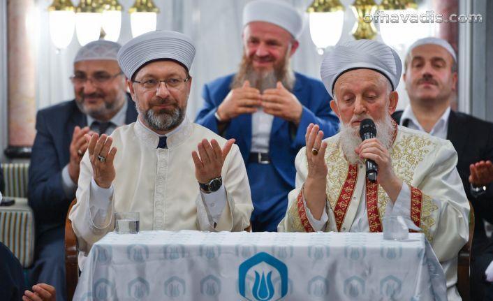 Hüseyin Harputoğlu hoca ebediyete uğurlandı