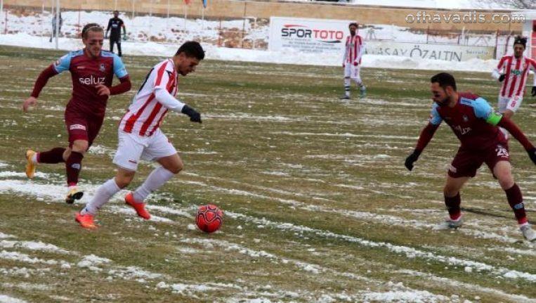 Ofspor Nevşehir Belediyespor'u 2-1'le geçti