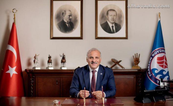 Başkan Zorluoğlu'ndan Miraç Kandili mesajı