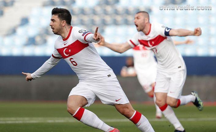 Türkiye Hollanda'dan sonra Norveç'i de yendi