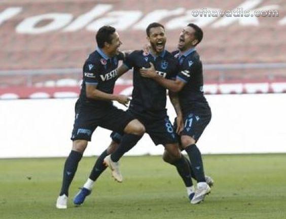 Trabzonspor Konya deplasmanında da 1 puana razı oldu