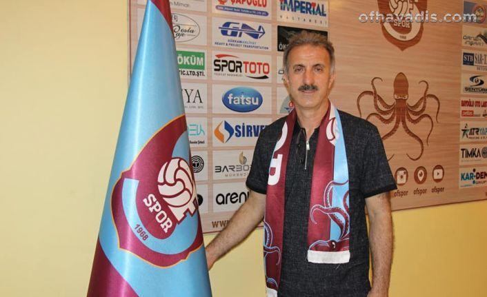 Ofspor'da Erdoğan Yılmaz sözleşme imzaladı