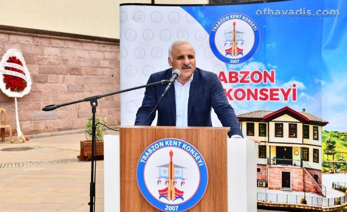 Trabzon Kent Konseyi binasına kavuştu