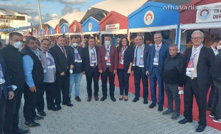 Küçükçekmece'de Trabzon Rüzgarı