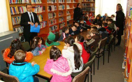 48. Kütüphane Haftası Of'ta kutlandı