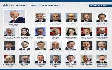 65. Hükümete Karadeniz revizyonu