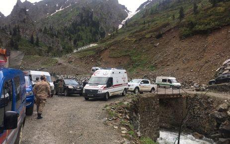AA Muhabiri Nişancı'nın cansız bedenine ulaşıldı
