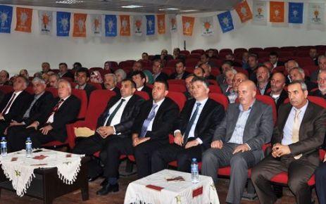 Ak Parti Kasım Ayı Danışma Meclisi'nde buluştu