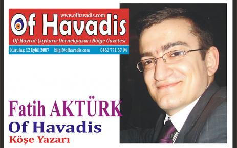 Aktürk; Murat Başkan'ın bir yılı