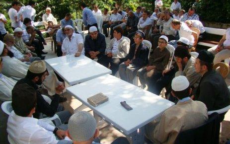 Ali Soylu mezarı başında anıldı