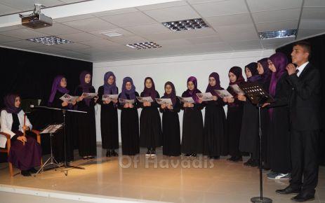 Anadolu İmam Hatip Lisesi öğrencilerinden Kutlu Doğum