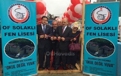 Bakan Bayraktar TÜBİTAK 4006 Bilim Fuarının açılışını yaptı