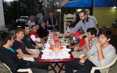 Ballıca'da İftar geleneği devam ediyor