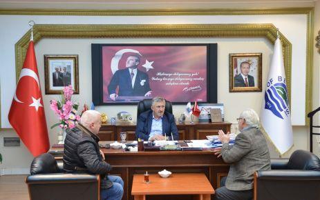 Başkan Sarıalioğlu vatandaşların sorunlarını dinledi