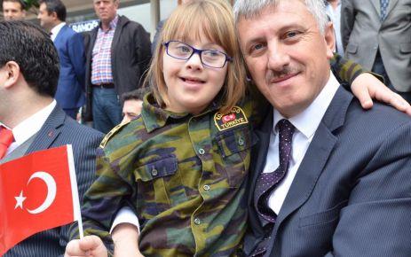 Başkan Sarıalioğlu'ndan 3 Aralık Dünya Engelliler Günü Mesajı