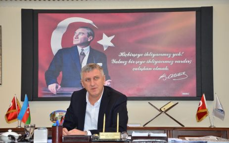 Başkan Sarıalioğlu'ndan Öğretmenler Günü Mesajı